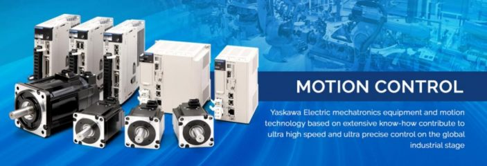 YASKAWA World Class Drives & Motion